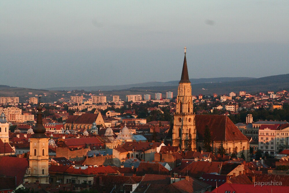 Cluj-Napoca by papushica