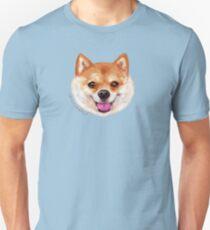 The Shibe cute Doggo Unisex T-Shirt