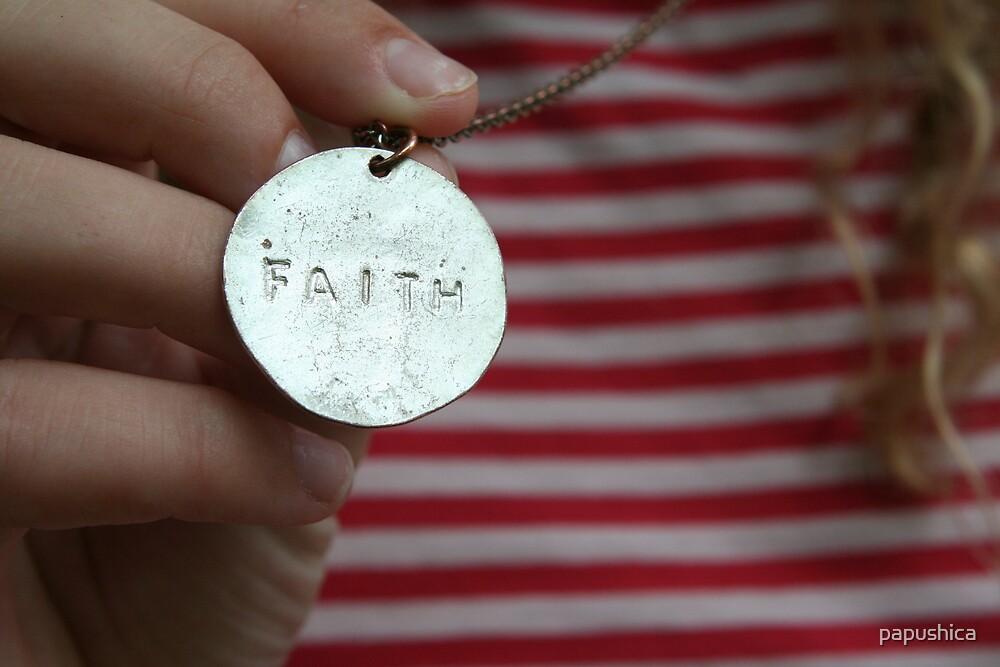Credinţă by papushica