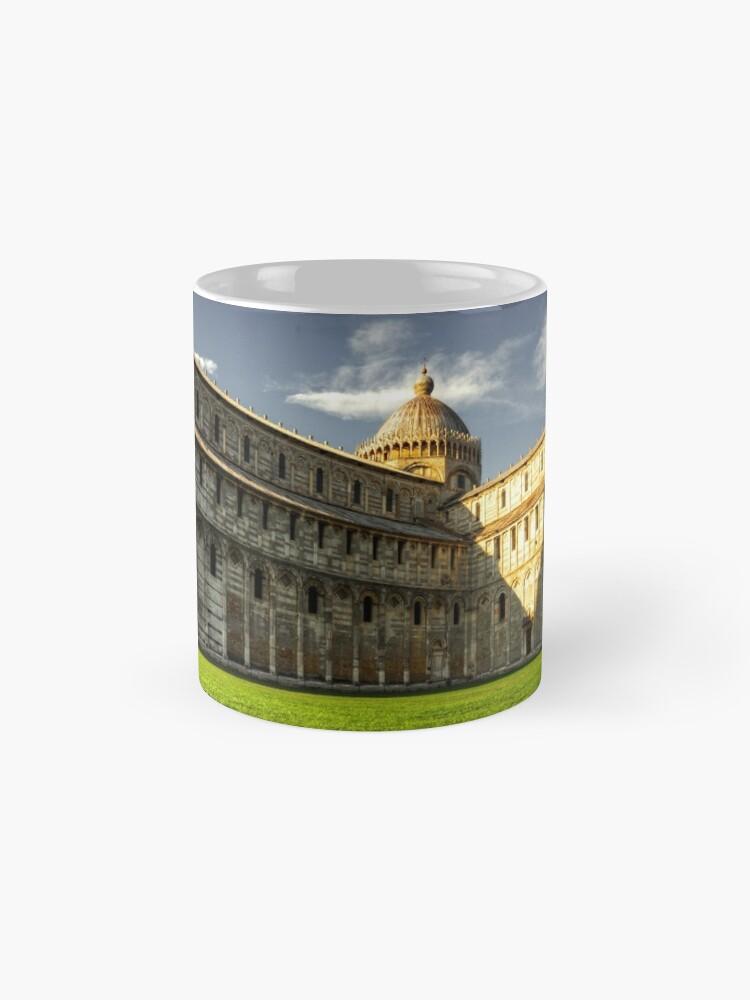 Alternative Ansicht von Der Schiefe Turm von Pisa Tassen