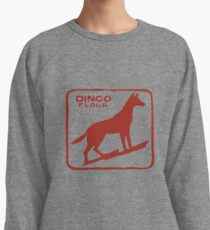 Dingo Flour Wall Lightweight Sweatshirt