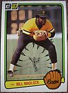 307 - Bill Madlock by Foob's Baseball Cards