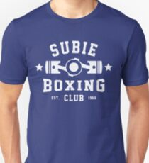 SUBIE BOXING CLUB Unisex T-Shirt