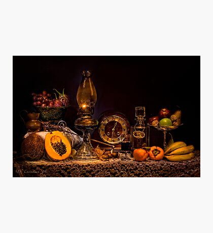 """""""Indulge"""" Old Masters Series Final Photographic Print"""