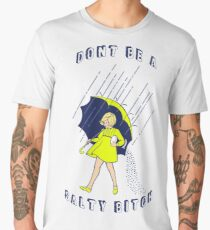 Don't Be A Salty Bitch Morton Salt Girl Men's Premium T-Shirt