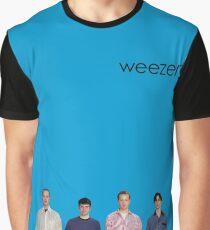 Weezer - The Blue Album Graphic T-Shirt