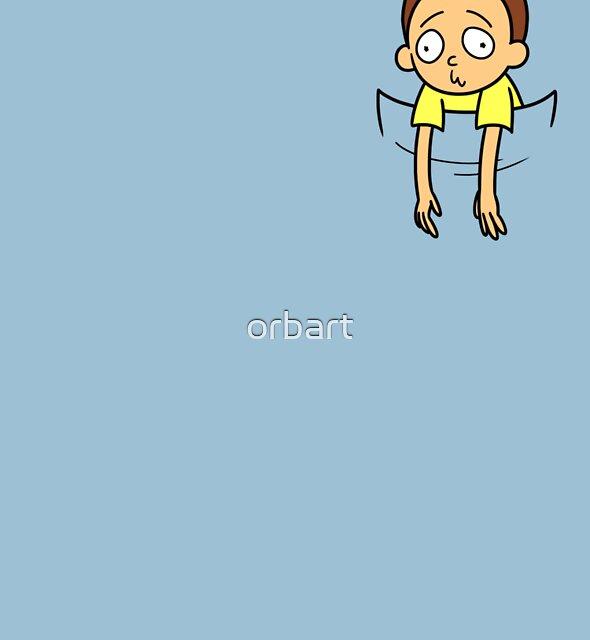 Pocket Morty! by orbart