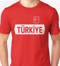Turkey Turkiye Unisex T-Shirt