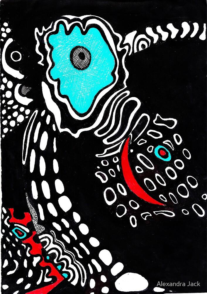 Green Eye by Alexandra Jack