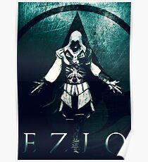 Ezio Auditore II Poster