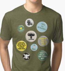 I Survived WW3..... Tri-blend T-Shirt