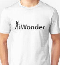 iWonder - Brian Cox pointing logo T-Shirt