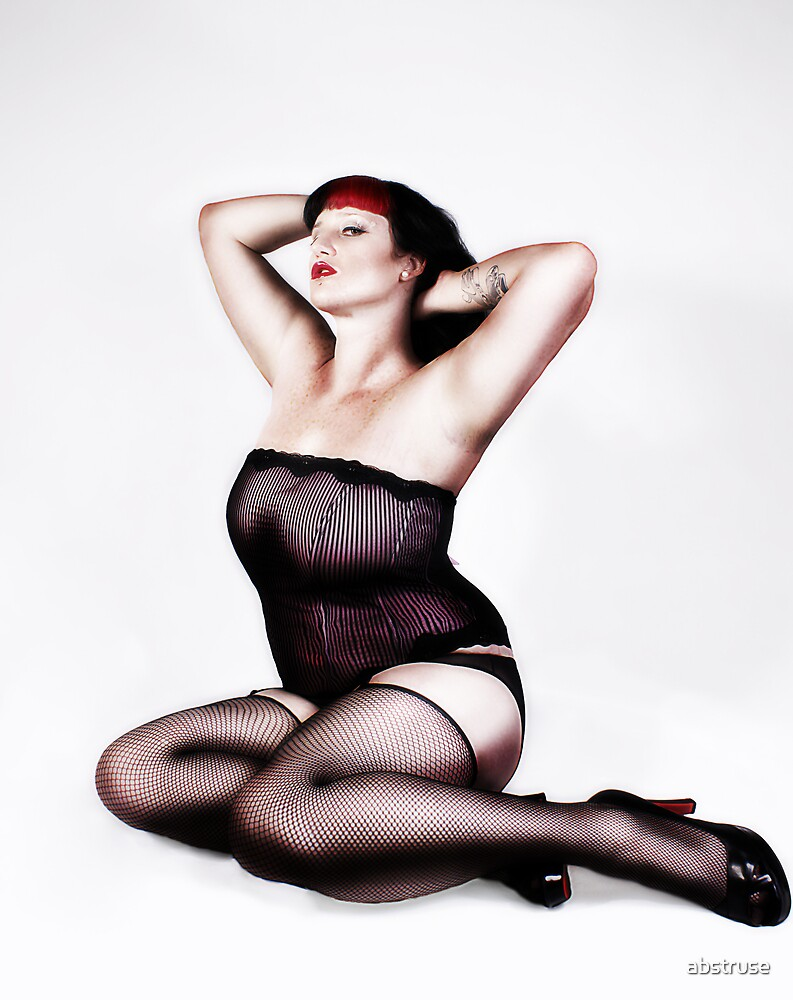 Retro Pin Up by abstruse