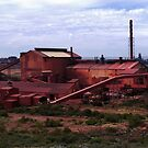 A town the colour of iron ore by myraj