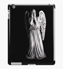 Weeping Angel - Don't Blink iPad Case/Skin