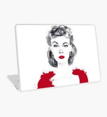 Burgundy or Scarlett Laptop Skin