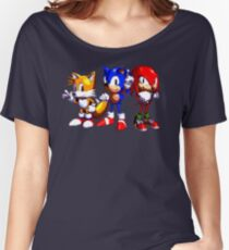 Sonic Gang Women's Relaxed Fit T-Shirt
