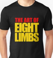 The Art of Eight Limb - Muay Thai T-Shirt