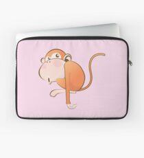 Funny Monkey Laptop Sleeve