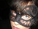 Masked Woman III by Anthea  Slade