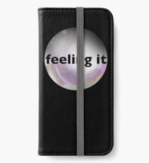 Drag Queen - Feeling It iPhone Wallet/Case/Skin