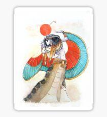 Egyptian Godess Sticker