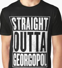 PUBG Georgopol Graphic T-Shirt