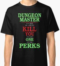 Camiseta clásica Ventajas de DM