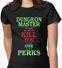 DM Perks Women's Fitted T-Shirt