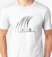 Trees and House T-Shirt