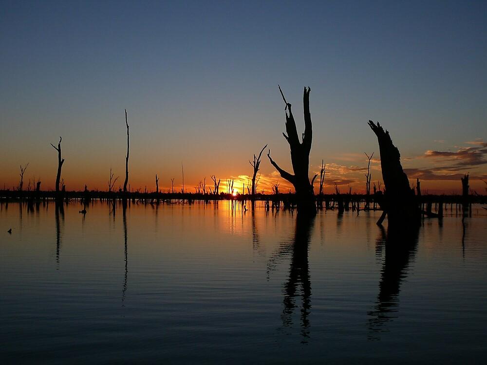 lake mulwala  by normab