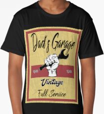 Dad`s Garage Long T-Shirt