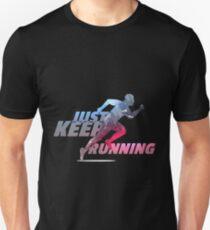 RUNNING SPORT BEST DESIGN 2017 Unisex T-Shirt