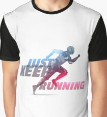 RUNNING SPORT BEST DESIGN 2017 Graphic T-Shirt