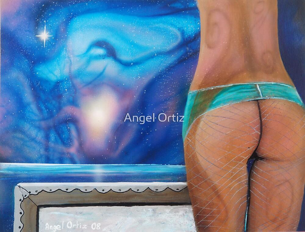 the creation pleasure by Angel Ortiz