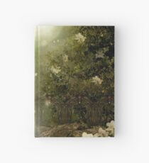 Cuaderno de tapa dura The Great Lie, a Forest