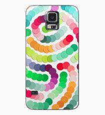 Structured Confetti Case/Skin for Samsung Galaxy