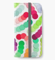 Structured Confetti iPhone Wallet/Case/Skin