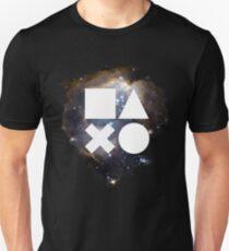 controller play station konsole gamer nerd game hipster battle video programmierer pc T-Shirt