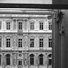 Louvre, Paris by Pascale Baud