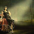 The Black Dahlia by Paul Vanzella