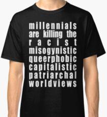 Millennials Are Killing Classic T-Shirt