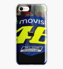 Valentino Rossi iPhone Case/Skin