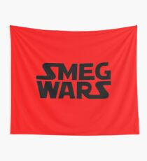 SMEG WARS Wall Tapestry