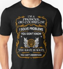 FINANCIAL AID COUNSELOR T-Shirt