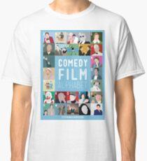 Comedy Film Alphabet Classic T-Shirt
