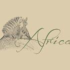 Africa Zebra by chrisvn