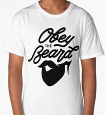 Obey The Beard Long T-Shirt