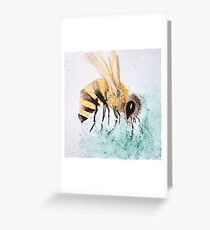 Bee for Bea Greeting Card