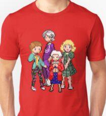 8-Bit Golden Girls T-Shirt